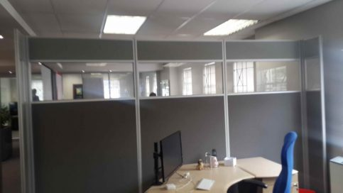 Movable partitioning